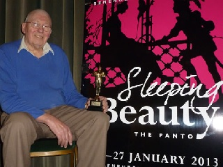 The Oscars come to Benenden as John Clarke is honoured